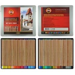 Lápis Pastel Seco Koh-I-Noor Estojos