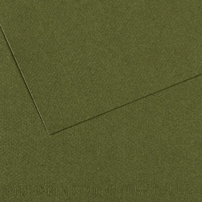 Papel Mi-Teintes Canson 448 50x65cm Verde Mar