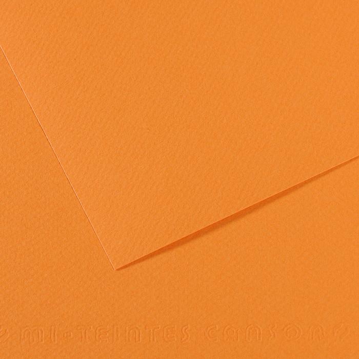 Papel Mi-Teintes Canson 384 50x65cm Salmão