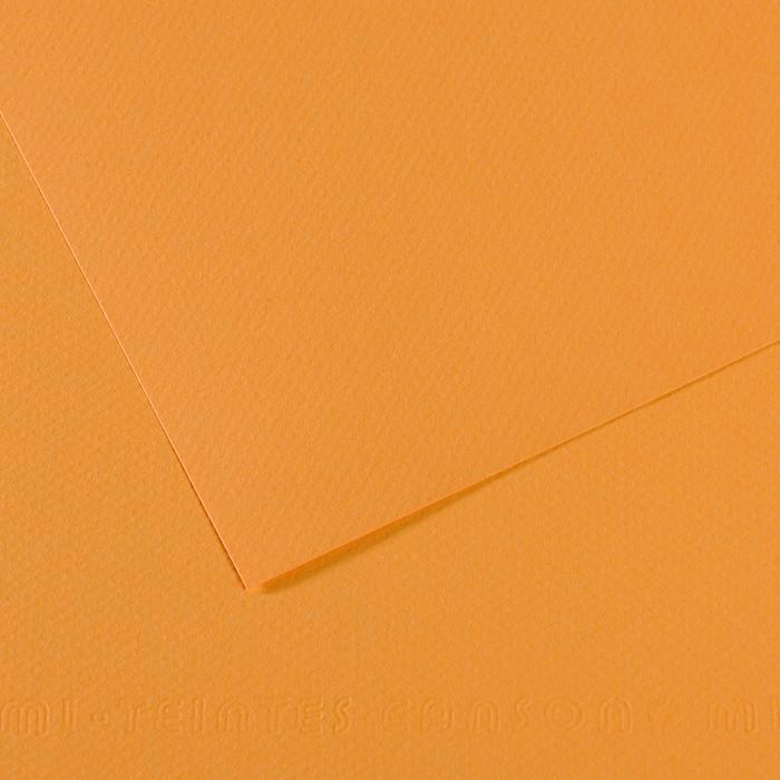 Papel Mi-Teintes Canson 374 50x65cm Terra de Siena