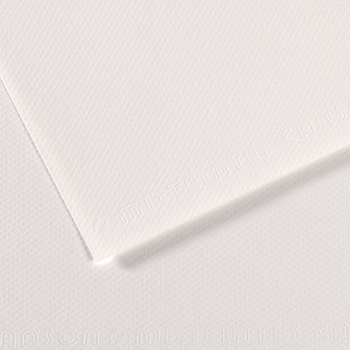 Papel Mi-Teintes Canson 335 50x65cm Branco