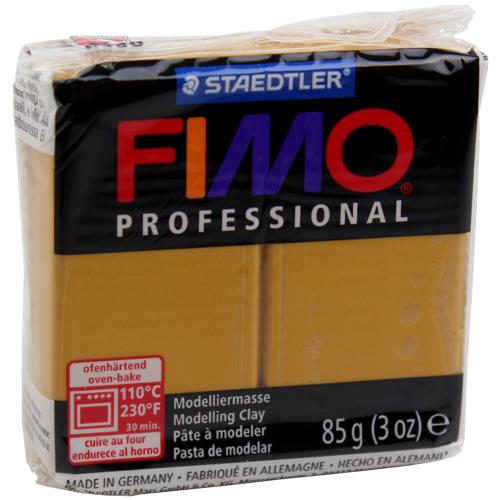 Massa Fimo Professional 85g Ocre