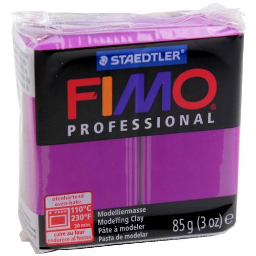 Massa Fimo Professional 85g Violeta