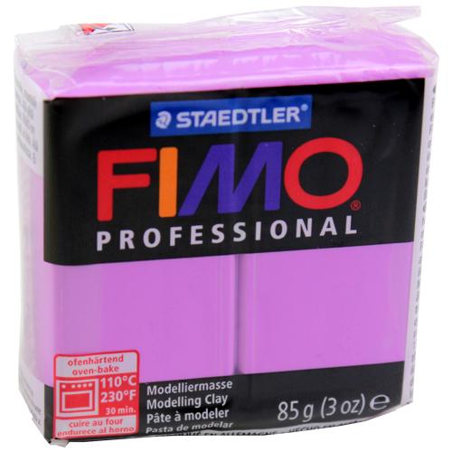 Massa Fimo Professional 85g Lavender