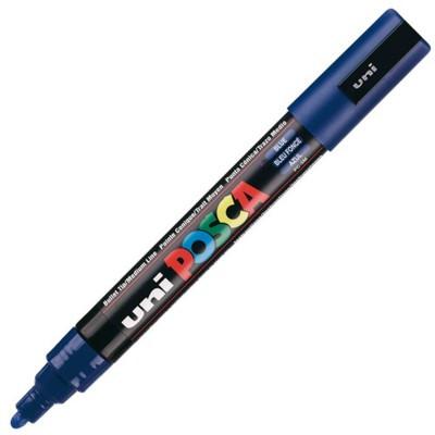 Caneta Uni Posca PC-5M Azul