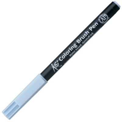 Caneta Sakura Brush Pen 237 Light Sky Blue