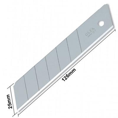 Lãmina Olfa HB-5B 25mm