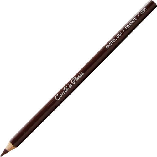 Lápis Pastel Seco Conté 001 Bistro