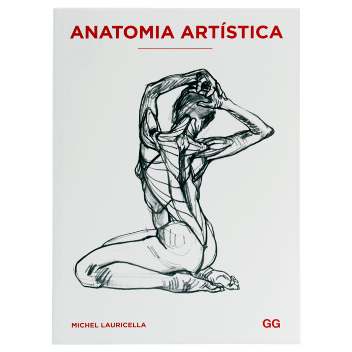 Anatomia Artística - Michel Lauricella