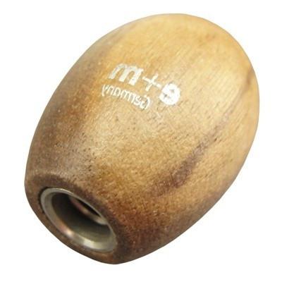 Apontador Para Minas 5.6mm E+M Oval Walnut (