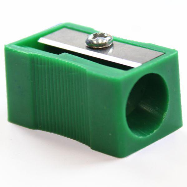 Apontador de Lápis Jumbo Keramik Verde