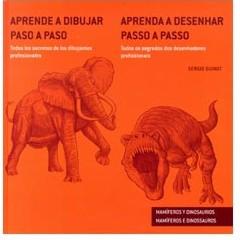 Aprenda a Desenhar Mamíferos e Dinossauros