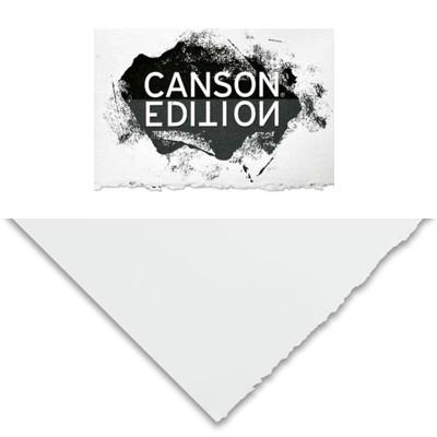 Papel Para Gravura Canson Edition Branco