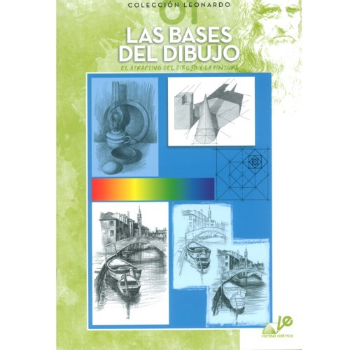 Coleção Leonardo 01 Las Bases Del Dibujo Vol. I