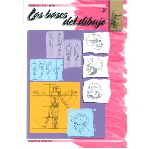 Coleção Leonardo 02 Las Bases Del Dibujo Vol. II