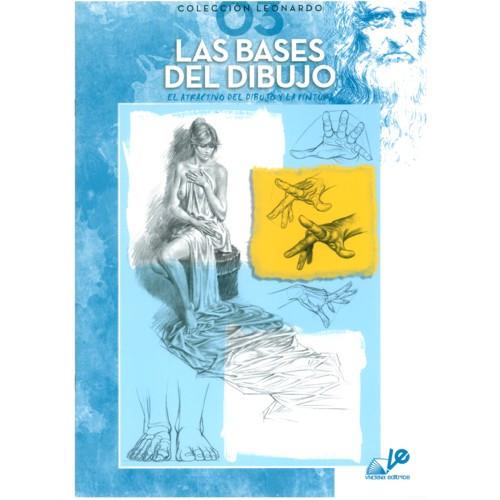 Coleção Leonardo 03 Las Bases Del Dibujo Vol. III