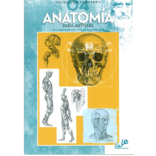 Coleção Leonardo 04 Anatomia