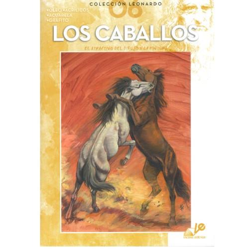 Coleção Leonardo 06 Los Caballos