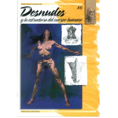 Coleção Leonardo 10 Desnudos