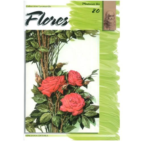 Coleção Leonardo 20 Flores