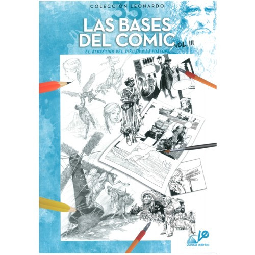 Coleção Leonardo 35 Las Bases Del Comic Vol. III