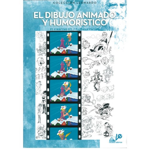 Coleção Leonardo 37 El Dibujo Animado Y Umoristico