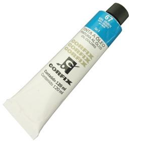 Tinta a Óleo Corfix 120ml 067 Azul Celeste G1