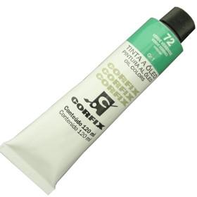 Tinta a Óleo Corfix 120ml 072 Verde Veronese G1