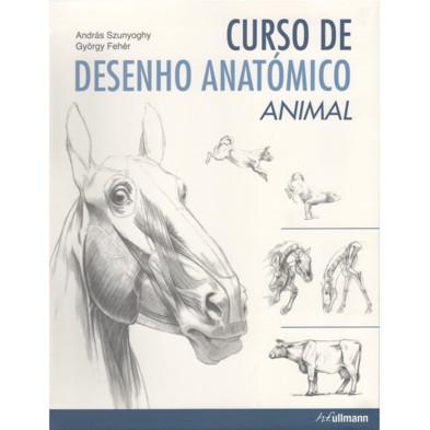 Curso de Desenho Anatômico ANIMAL