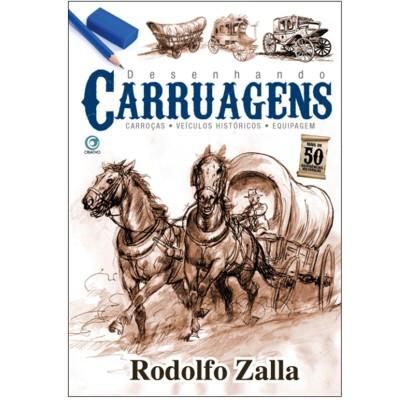 Desenhando Carruagens – Rodolfo Zalla