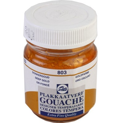 Guache Talens 803 Deep Gold 50ml