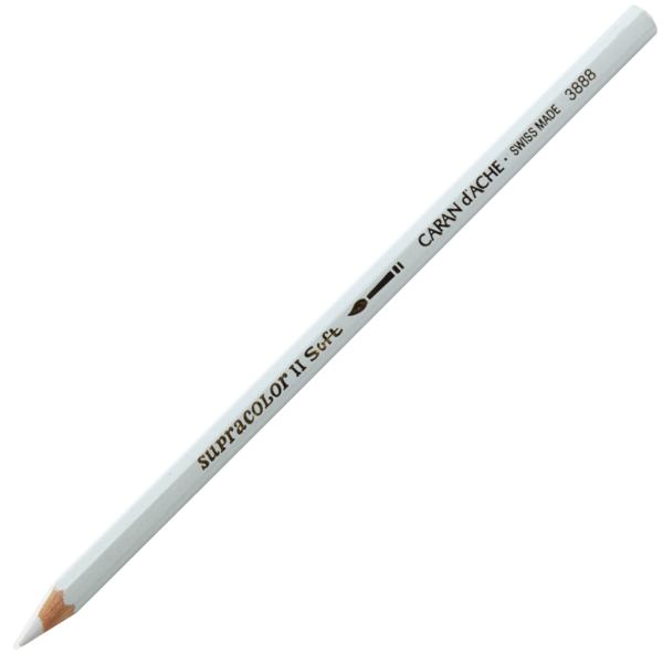 Lápis Supracolor CARAN d'ACHE 002 Silver Grey