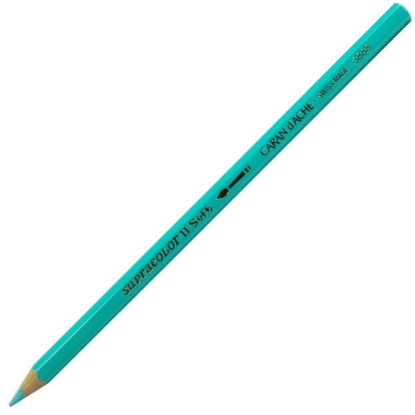 Lápis Supracolor CARAN d'ACHE 171 Turquoise Blue