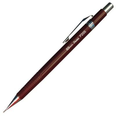 Lapiseira Pentel 0.5 mm P205 B Vinho