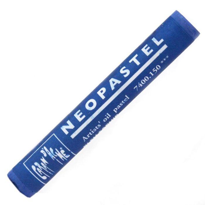 Neopastel Caran d'Ache 150 Sapphire Blue