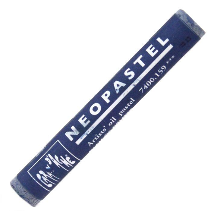 Neopastel Caran d'Ache 159 Prussian Blue