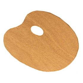 Paleta Para Pintura Trident Oval 23x31cm12409