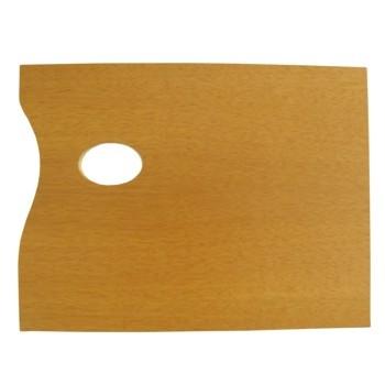 Paleta Para Pintura Trident Grande 31X40cm 12411