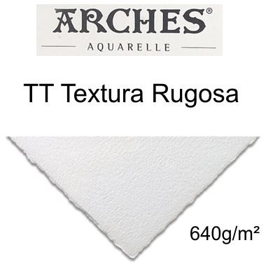 Papel Arches Canson 640g/m² TT 56x76cm