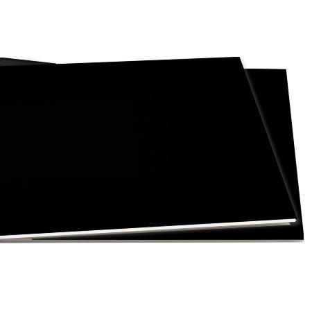 Papel Passepartout Preto 80X100cm