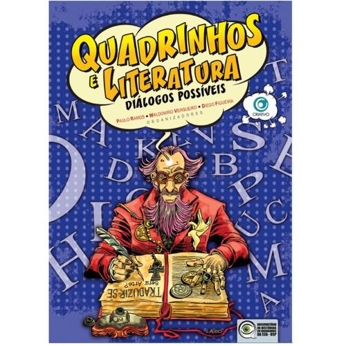 Quadrinhos e Literatura – Diálogos Possíveis