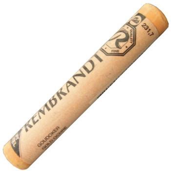 Pastel Seco Rembrandt Talens 231.7 Gold Ochre