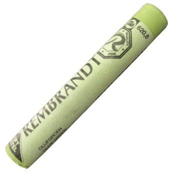 Pastel Seco Rembrandt Talens 620.8 Olive Green