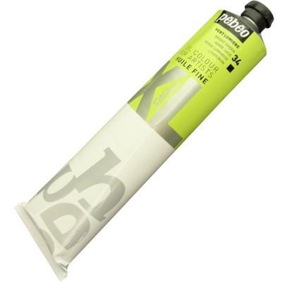 Tinta a Óleo Pébéo 200ml 34 Verde Claro