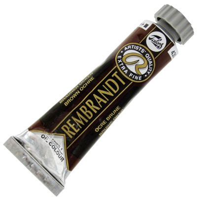 Tinta a Óleo Rembrandt 15ml 430 Brown Ochre – G1
