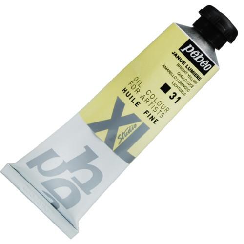 Tinta Óleo Pébéo XL 37ml 31 Amarelo Luminoso