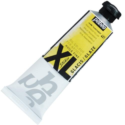 Tinta Óleo Pébéo XL 37ml 401 Amarelo Transparente