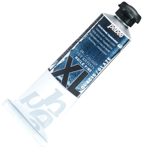Tinta Óleo Pébéo XL 37ml 440 Cinza Transparente
