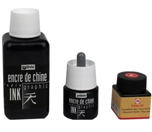 Tinta Nanquim