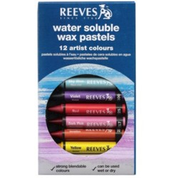 Pastel Aquarelável Reeves